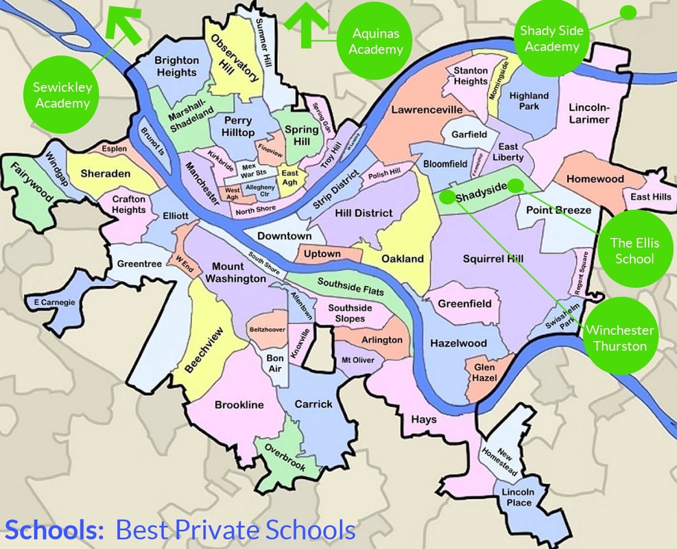 Best private schools in Pittsburgh